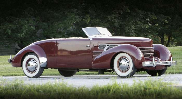 1936 cord 810 for Cord motor car for sale
